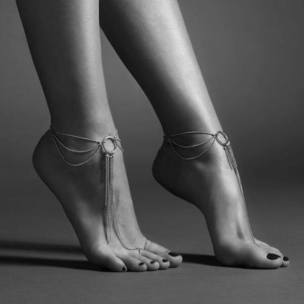 magnifique accesorios para los pies