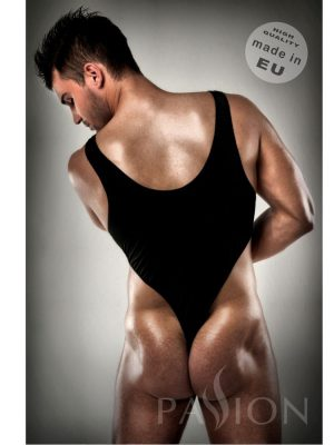 BODY BLACK MEN PASSION LINGERIE S/M