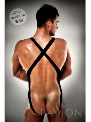 BODYJOCKSTRAP BLACK MEN LINGERIE PASSION S/M