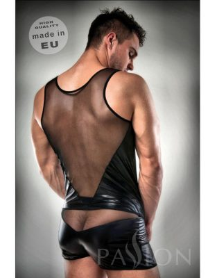 PASSION MEN BODY LEATHER  016 PASSION FETISH  S/M