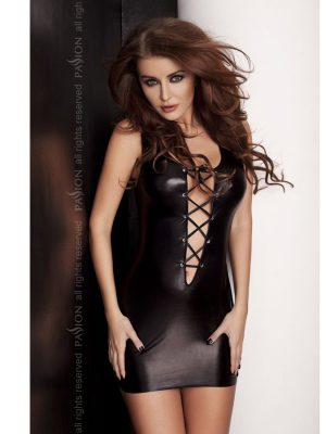 LYZZY VESTIDO NEGRO BY PASSION  S/M