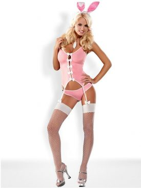 OBSESSIVE BUNNY SUIT CUSTOME S/M