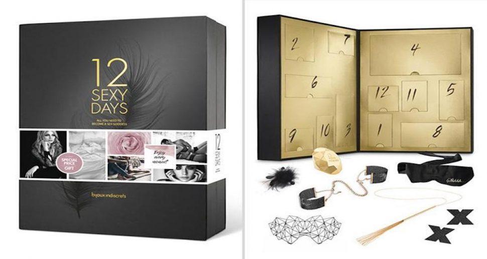 BOX 12 SEXYS DAYS - CHALLENGE - BIJOUX INDISCRETS - MADISON ELCHE