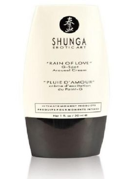 SHUNGA RAIN OF LOVE G-SPOT AROUSAL CREAM