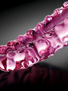 ICICLES NUMBER 24 HAND BLOWN GLASS MASSAGER
