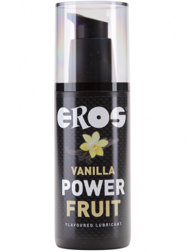 EROS VAINILLA POWER FRUIT LUBRICANTE 125ML