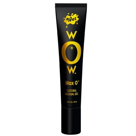 WET WOW MAX O CLITORIAL GEL