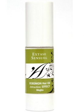 EXTASE SENSUEL FEROMON HOT OIL ATTRACTION EFFECT MOJITO