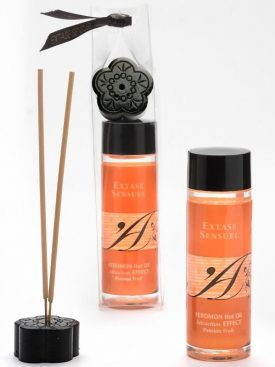 EXTASE SENSUEL FEROMON HOT OIL ATTRACTION EFFECT PASSION FRUIT