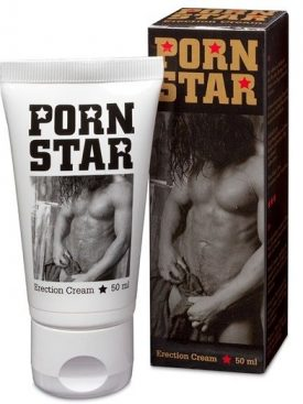 PORNSTAR CREMA ERECCION 50ML