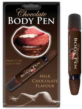 SPENCER CHOCOLATE BODY PEN