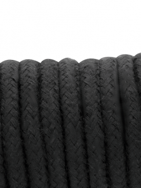 DARKNESS KINBAKU ROPE BLACK  10 M