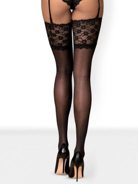 OBSESSIVE - LETICA STOCKINGS S/M
