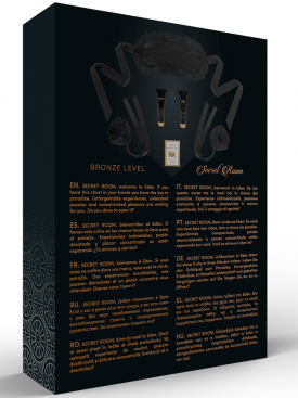 SECRETROOM PLEASURE KIT BRONZE LEVEL 2