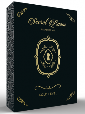 SECRETROOM PLEASURE KIT GOLD NIVEL 2