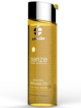 SWEEDE HERBAL APHRODISIAC ACEITE MASAJE SEDUCTION 150 ML