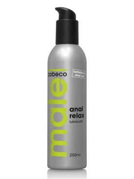 MALE RELAJANTE ANAL LUBRICANTE 250 ML