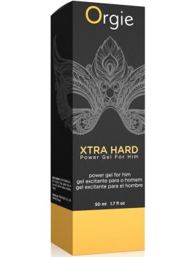 ORGIE XTRA HARD POWER GEL FOR HIM 50 ML