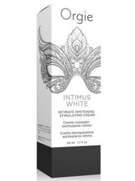 ORGIE INTIMUS WHITE CLARIFYING AND STIMULATING GEL FOR INTIMATE AREAS 50 ML