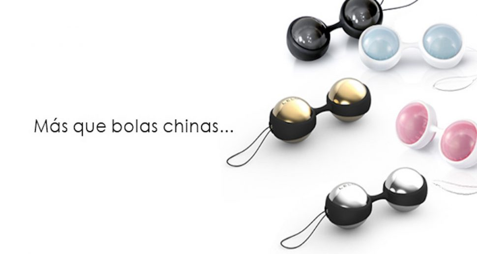 BOLAS CHINAS - LELO - MADISON -ELCHE