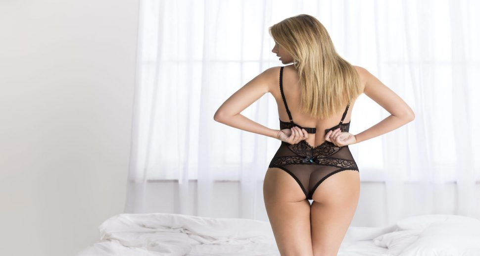 body obsessive - lencería - body negro - madison - elche