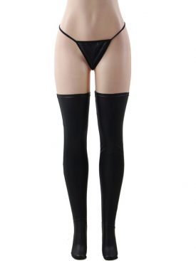 QUEEN LINGERIE FETISH STYLE STOCKINGS ONE SIZE