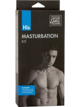 CALEX HIS MASTURBATION KIT
