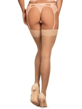 OBSESSIVE - S800 NUDE COLOUR STOCKING S/M
