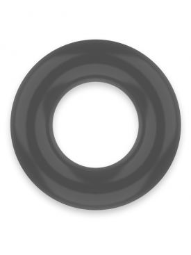 POWERING SUPER FLEXIBLE RESISTANT RING  3.8CM PR04 BLACK