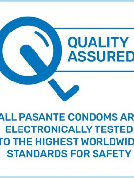 PASANTE CONDOMS TASTED 144 PACK