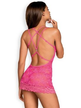 OBSESSIVE - 860-CHE-5 CHEMISE LIMITED COLOUR EDITION S/M