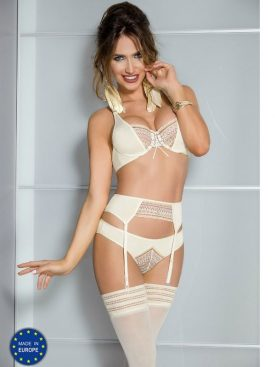 CASMIR SET CONNIE COLOR CREMA TALLA XXL/XXXL