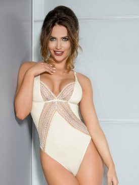 CASMIR CONNIE BODY COLOR CREMA XXL/XXXL