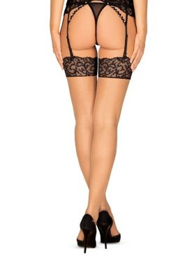OBSESSIVE - JOYLACE STOCKINGS S/M